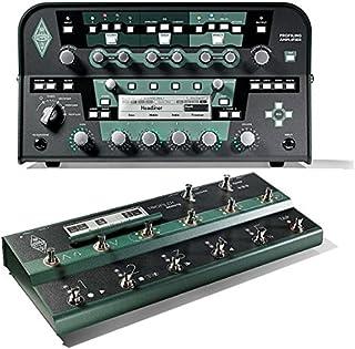 KEMPER POWER HEAD + REMOTE プロファイリングアンプ+フットコントローラー+オリジナルRIG音源セット ケンパー