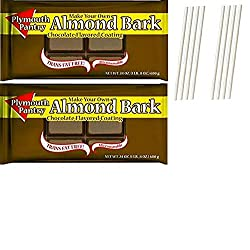almond bark used for coating butterfingers