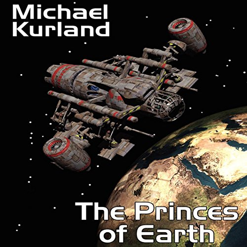 The Princes of Earth audiobook cover art