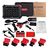 XTOOL X100 PAD2 Automotive Diagnostic Tool Full System Scan Tool with Special Function EPB/TPS/Oil/Throttle Body/DPF Reset X100 PAD 2 Scanner with EEPROM Adapter
