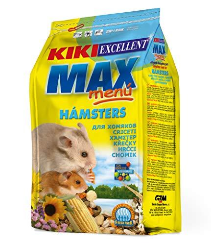 Max Menú Comida para Hámster - 1 Kg