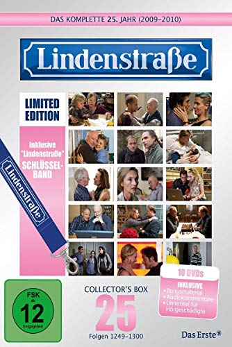Lindenstraße - Das komplette 25. Jahr (Special Edition) (10 DVDs)