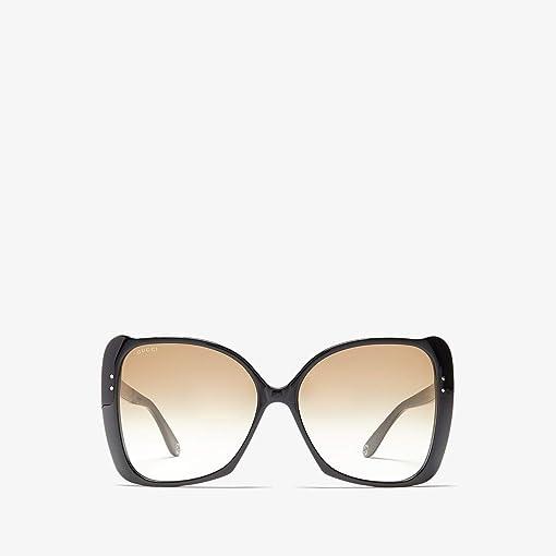 Shiny Black/Brown Gradient