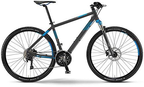 ALASKA Staiger 2015 Cross Fahrrad Herren mysticpearl/blau matt (Rahmenhöhe 48)