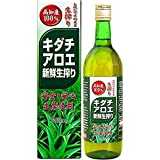 ユウキ製薬 キダチアロエ新鮮生搾り(720mL)