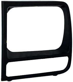 Jeep Cherokee 97-01 Left Headlight Door Black New