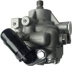 IRONTEK 21-5419 Power Steering Pump ONLY Fits 02-06 Acura RSX 2.0L, 06-08 Acura TSX 2.4L, 06-07 Honda Accord 2.4L, 02-11 Honda CR-V 2.4L, 06-11 Honda Element 2.4L Steering Pump