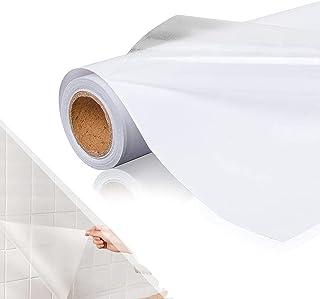 Isdy ビニール キッチン シート 透明 シール 食器棚 壁棚 耐熱 ピチット (60cm×5m)