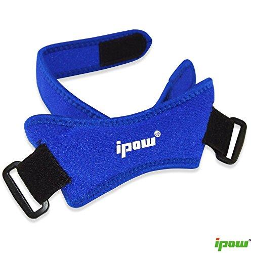 Ipow® [ 2pcs ] Rodilla Protector Regulador y Antideslizante Para ...