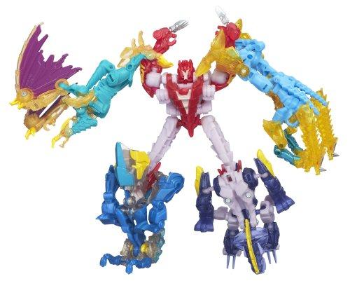 Transformers Beast Hunters Predacons Rising Exclusive ABOMINUS