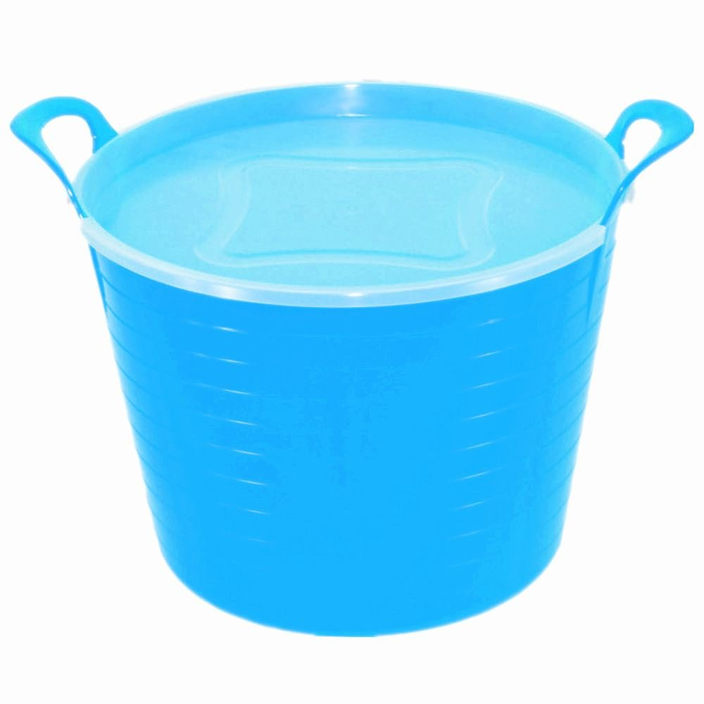 HORSES FLEXI TUB BUCKET BUCKET LARGE CONTAINTER FEED -CHEAPEST WATER