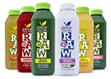 Best Juice Cleanses - Juice From the RAW 3 Day ORGANIC Juice Review