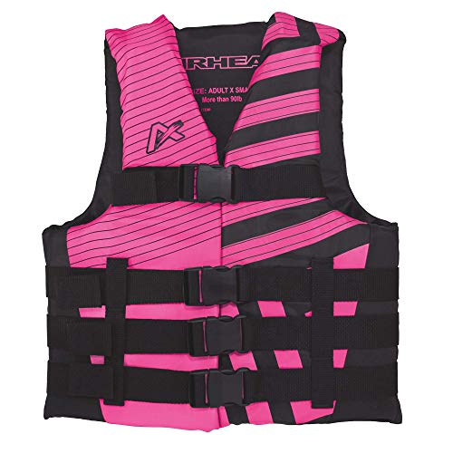 Airhead Women's Trend Life Vest-X-Small, Pink (10081-07-A-BKHP)