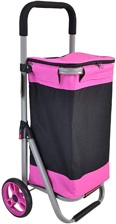 ZLSP Shopping Trolley Portable Detachable Folding free shipping Max 43% OFF Cart