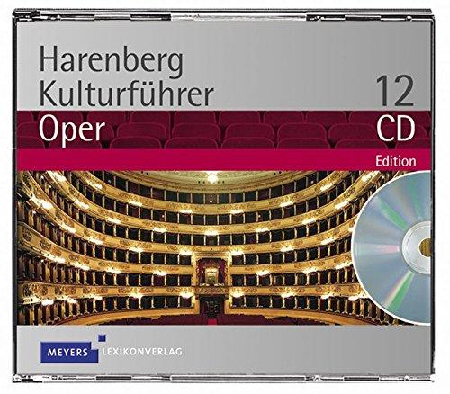Harenberg Kulturführer Oper CD-Set