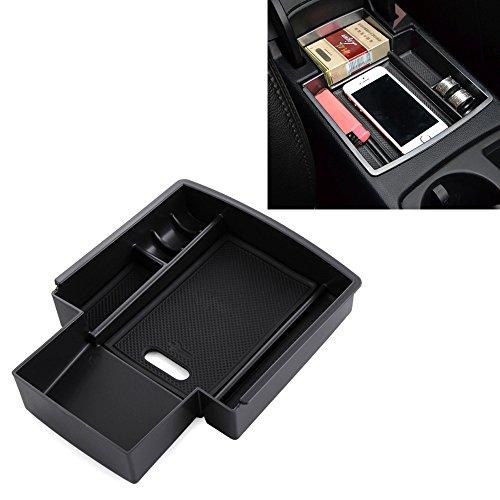 tbparts Auto Handschuhfach Armlehne Aufbewahrungsbox Organizer Mittelkonsole Net Auto Zubehör