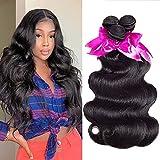 Brazilian Body Wave Bundles 10A Human Hair Bundles Body Wave 14 16 18 Brazilian Hair Bundles 100% Unprocessed Virgin Weave Hair Human Bundles
