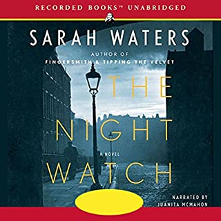 The Night Watch audiobook cover art
