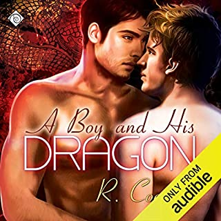 A Boy and His Dragon audiobook cover art