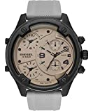 Diesel Reloj Cronógrafo para Hombre de Cuarzo con Correa en Silicona DZ7416