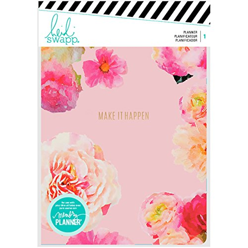 Heidi Swapp Personal Memory Planner-Make It Happen