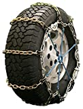 Quality Chain Square Alloy Cam 7mm Link Tire Chains (2128HDQC)