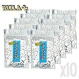 SoBazar - Lot de 10 Sachets de 150 Filtres Slim RIZLA+