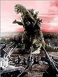Poster 30 x 40 cm: Godzilla von Everett Collection -
