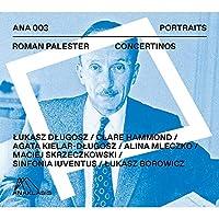 コンチェルティーノ集 ウカシュ・ボロヴィツ&セムコフ・ポーランド・シンフォニア・ユヴェントゥス管弦楽団、アリナ・ムレチコ、他