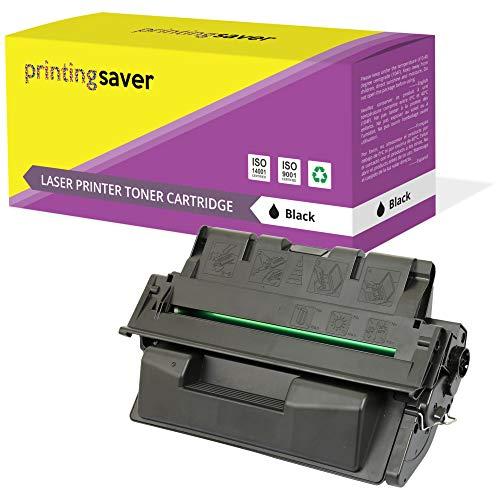 Printing Saver SCHWARZ Toner kompatibel für HP Laserjet 4100, 4100dtn, 4100n, 4100se, 4100tn, 4101 drucker