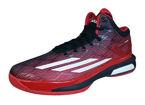 adidas Crazylight Boost Mens Basketball Sneakers/Shoes-Red-18