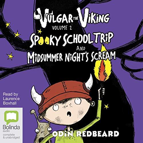 Vulgar the Viking, Volume 2 cover art