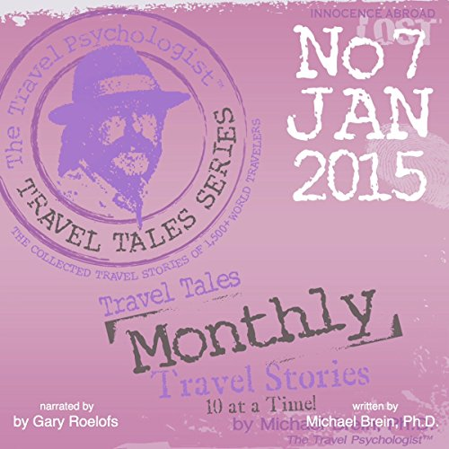 Travel Tales Monthly: No. 7 Jan 2015 Titelbild