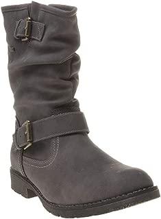 JANE KLAIN 66337 Womens Boots Grey