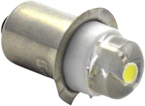 Ruiandsion P13.5 Zaklamp LED Lamp DC 3 V 0.5 W 6000 K Wit 150LM COB LED Lamp voor Zaklamp Zaklamp Koplamp, Negatieve Aarde...
