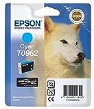 Epson T0962 UltraChrome Tintenpatrone Foto cyan