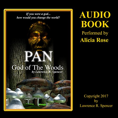 Pan - God of the Woods audiobook cover art