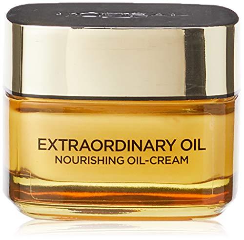 LOreal Paris extraordinär olja närande olja och vit jasmin ansiktskräm 50 ml