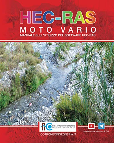 HEC-RAS Moto Vario: Manuale sull'utilizzo del software HEC-RAS Moto Vario