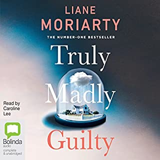 Page de couverture de Truly Madly Guilty