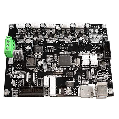 DERUC Geeetech 3D-Drucker GT2560_V4.1B Steuerplatine mit TMC 2208-Treibern 32-Bit Silent Motherboard für A20M 3D Drucker