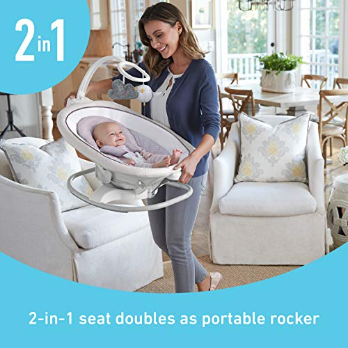 10 of the Best Baby Swing for Big Heavy Babies 2021 Review