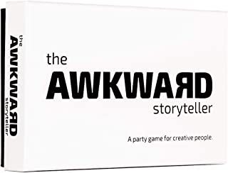 The Awkward Storyteller, Party Game That Involves Everyone in Fun, Laughter, and Creative Story-Telling, for 4-11 Players,...