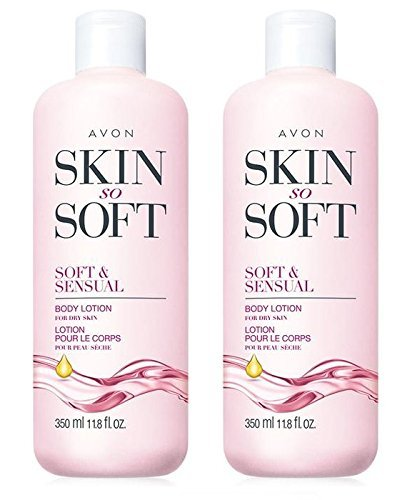 Lot of 2 Avon Skin So Soft SSS Soft & Sensual Ultra Moisturizing Body Lotion 11.8 oz.ea