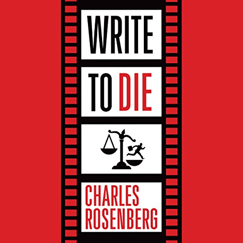 Write to Die audiobook cover art
