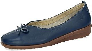 6571f2a1 48 HORAS 910401/22 Manoletinas DE Piel Mujer Zapatos MOCASÍN