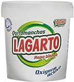 Lagarto Detergente en Polvo para Textiles, Ropa Blanca - 600 gr