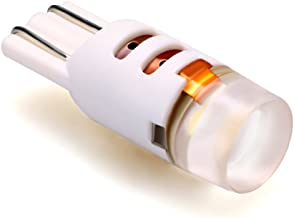 iDlumina T10 W5W 168 194 12V 24V 6500K Pure White Canbus Philips Chip LED Car Light Bulb (Pack of 2)