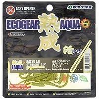 エコギア(Ecogear) ワーム 熟成アクア 活アジストレート 3.2インチ J07 バチチャート(夜光) 16246