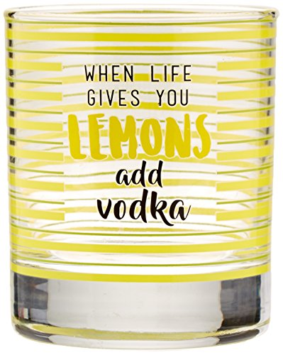 When Life Gives You Lemons Add Vodka
